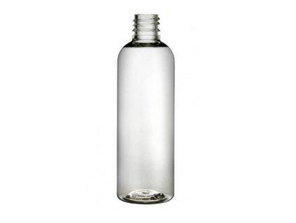 plast.lahvička 100ml s uzávěrem