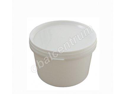 plastový kbelík bez ucha