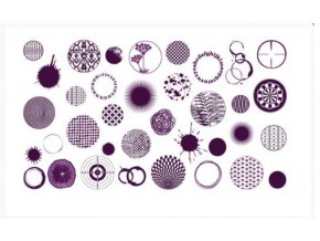razítka kružnice