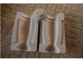 forma pohár D6