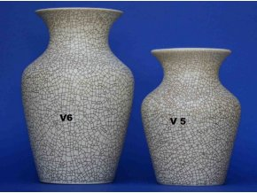 forma váza V6