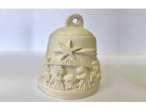 forma zvonek s betlémem