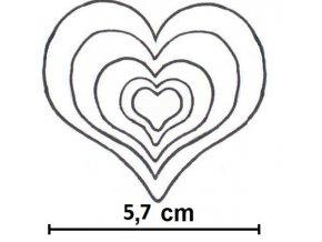 vykr.srdce 6 ks