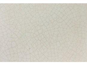 Glazura PK 120t bílá kraklová