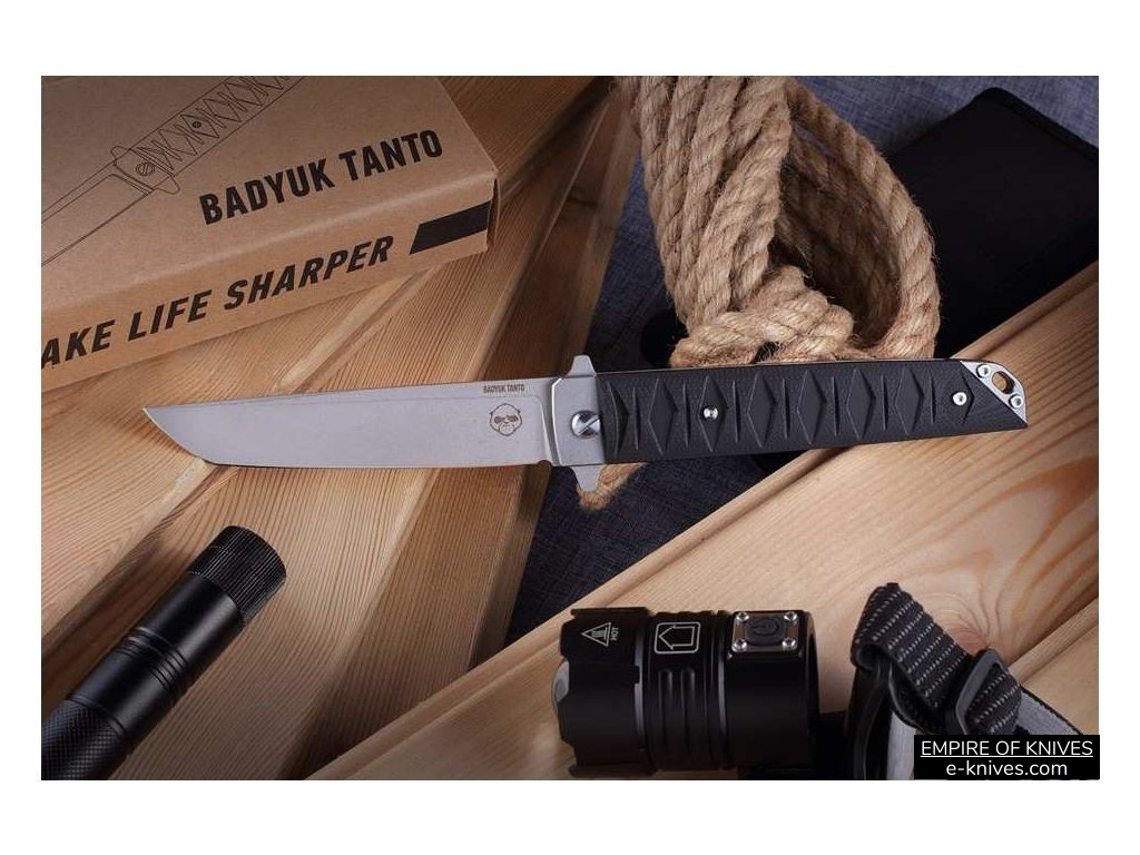 Badyuk Tanto BK/SW