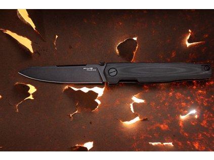 Mr.Blade Pike Black 01