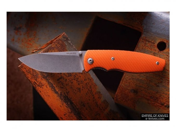 Mr.Blade Zipper Orange 01