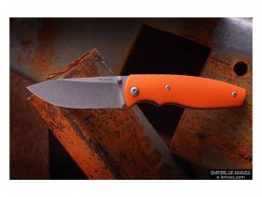 Mr.Blade Zipper Orange 01