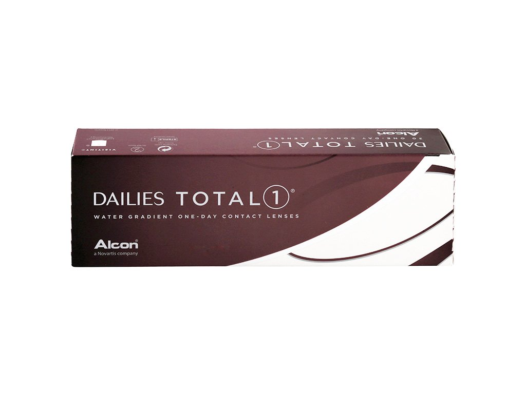 Alcon Dailies Total1 (30 čoček)