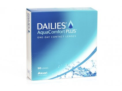 Alcon Dailies AquaComfort Plus (90 čoček)