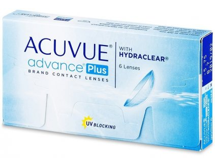 Johnson & Johnson Acuvue Advance Plus (6 čoček)