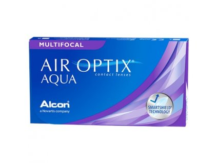 Alcon Air Optix Aqua Multifocal (3 čočky)