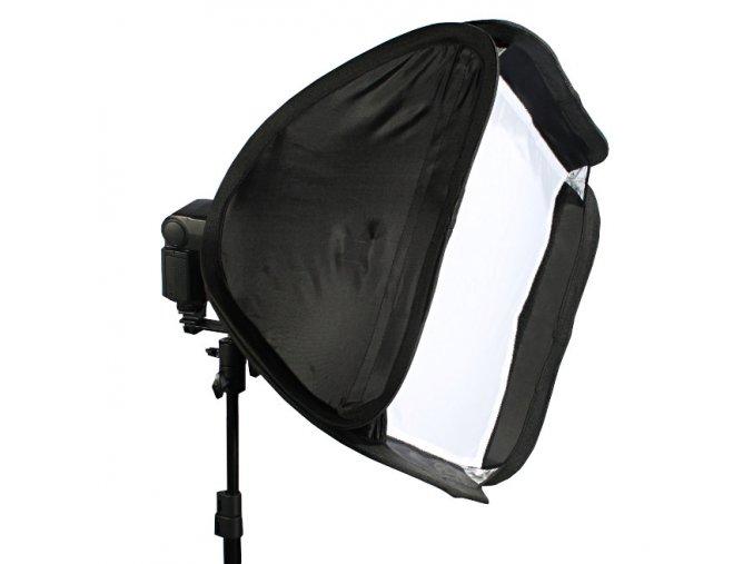 SOFTBOX REPORTERSKI 60x60cm DO LAMPY