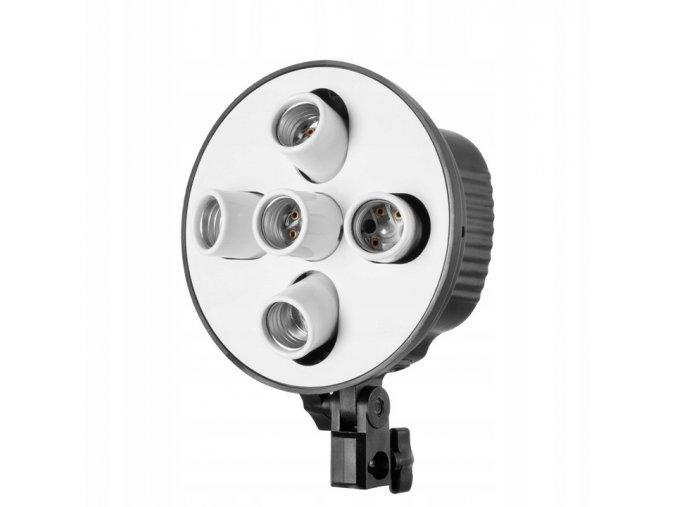 Lampa swiatlo ciagle do 5xE27 Fotografia studyjna Kod producenta FP 107