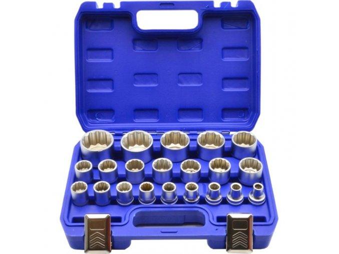 Kraft&Dele gola sada klíče hlavice TORX 8-36mm KD10348