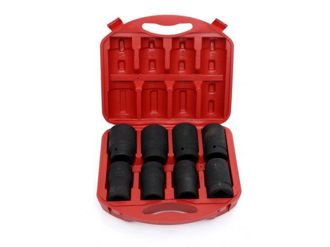 Kraft Sada klíčů pro rázový utahovák hlavice 22-41mm 8ks KD10216