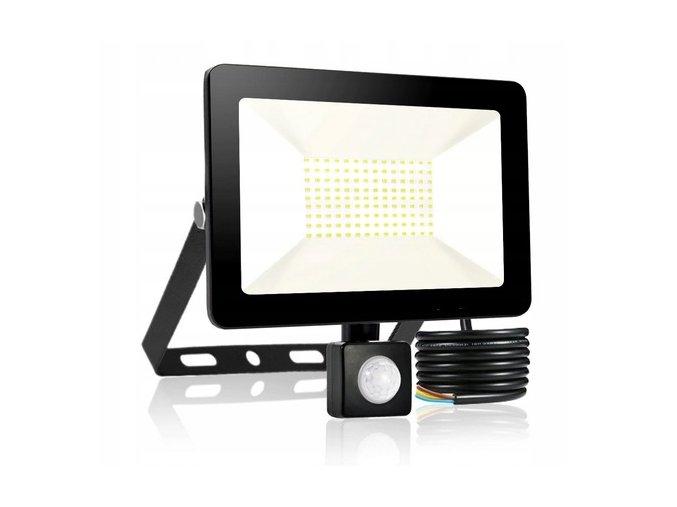 Lampa Naswietlacz LED 30W CZUJNIK RUCHU CERTYFIKAT