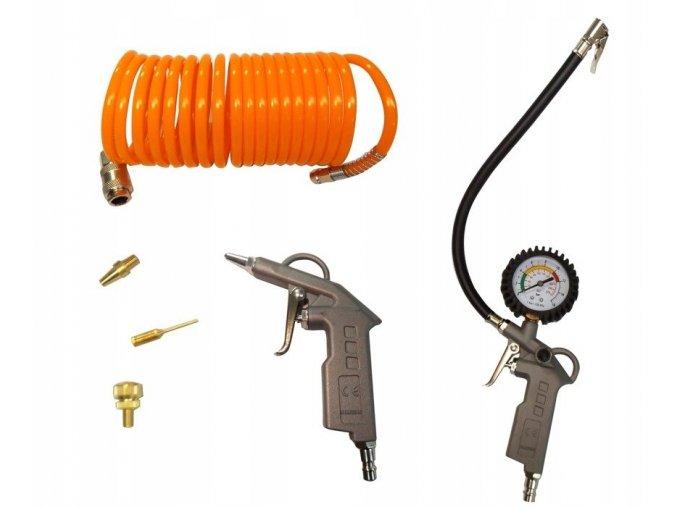 Zestaw pneumatyczny 6 elementow MAGMA