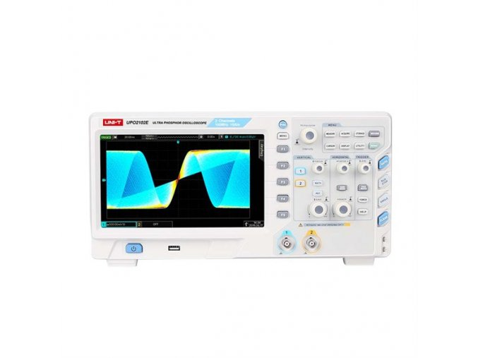 UNI-T Osciloskop UPO2102E 2 x 100MHz Ultra Phosphor