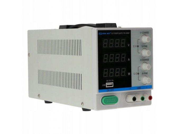 Zasilacz laboratoryjny PS 3010DF 0 30V 0 10A 300W Model PS 3010DF