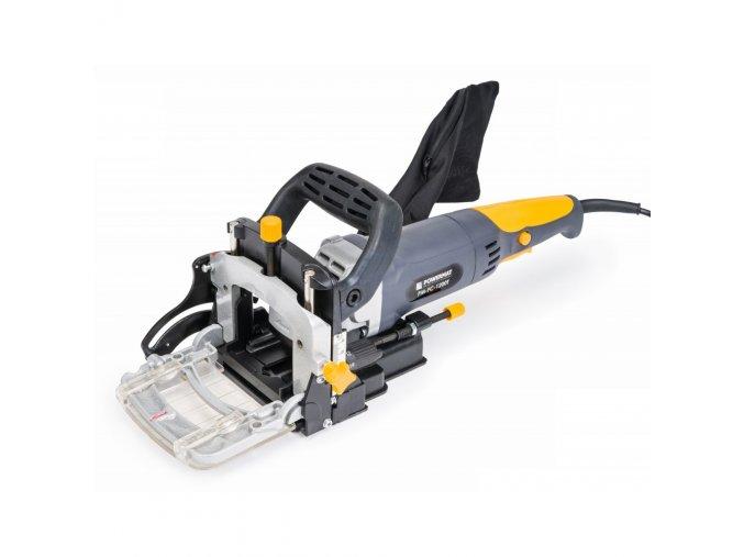 Powermat Frézka lamelovací na dřevo 1200W PM-FC-1200