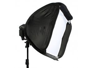SOFTBOX REPORTERSKI 60x60cm DO LAMPY