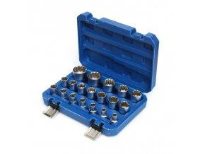 Kraft&Dele gola sada klíče hlavice ořechy 8-32mm KD10347