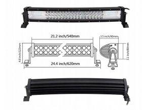 Azari Pracovní světlo TruckLED 600W 12-24V CREE
