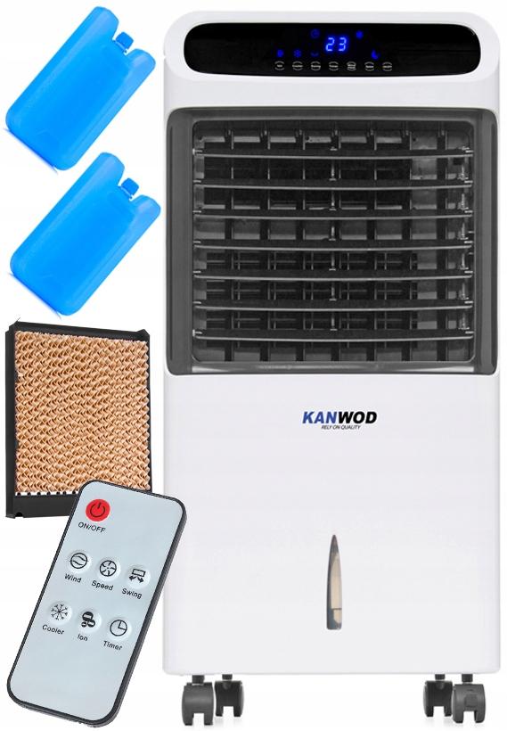 KANWOD mobilní klimatizace 2v1 2000W COLDI