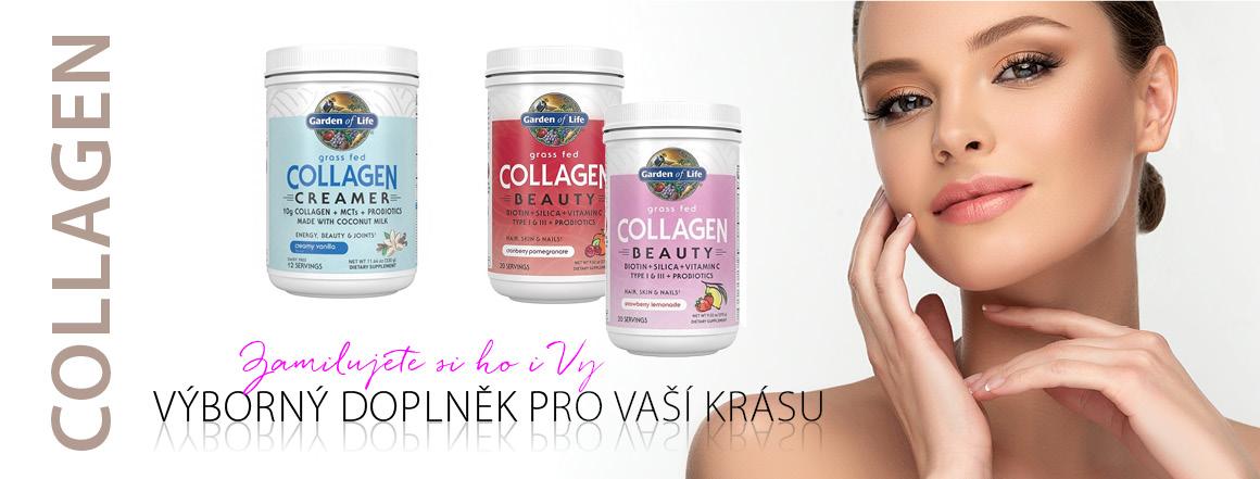 Collagen ... radost pro každou ženu
