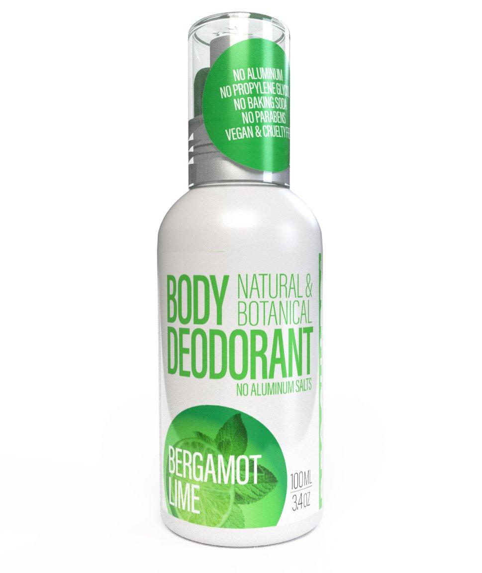 Deodoranty ve spreji