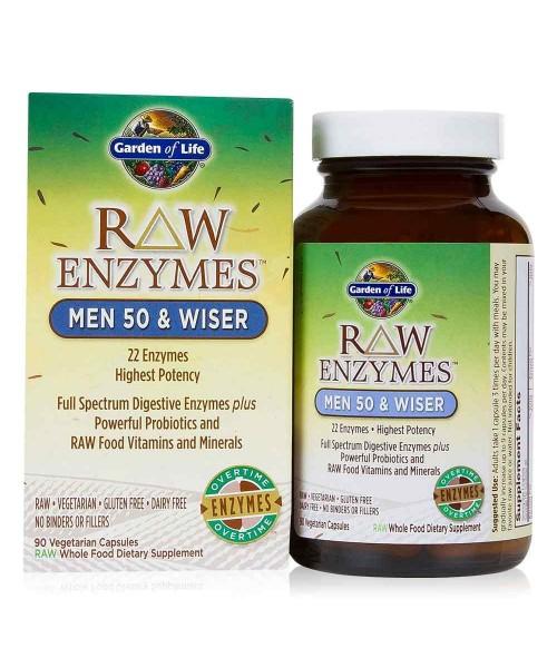 RAW Trávicí Enzymy