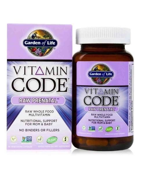 Prenatální vitamíny