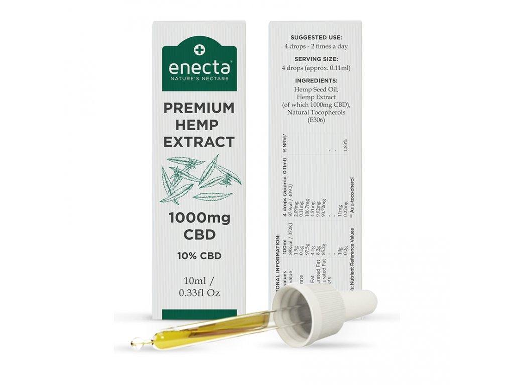 Enecta cbd konopny olej cannabis hemp oil 10 4 (1)
