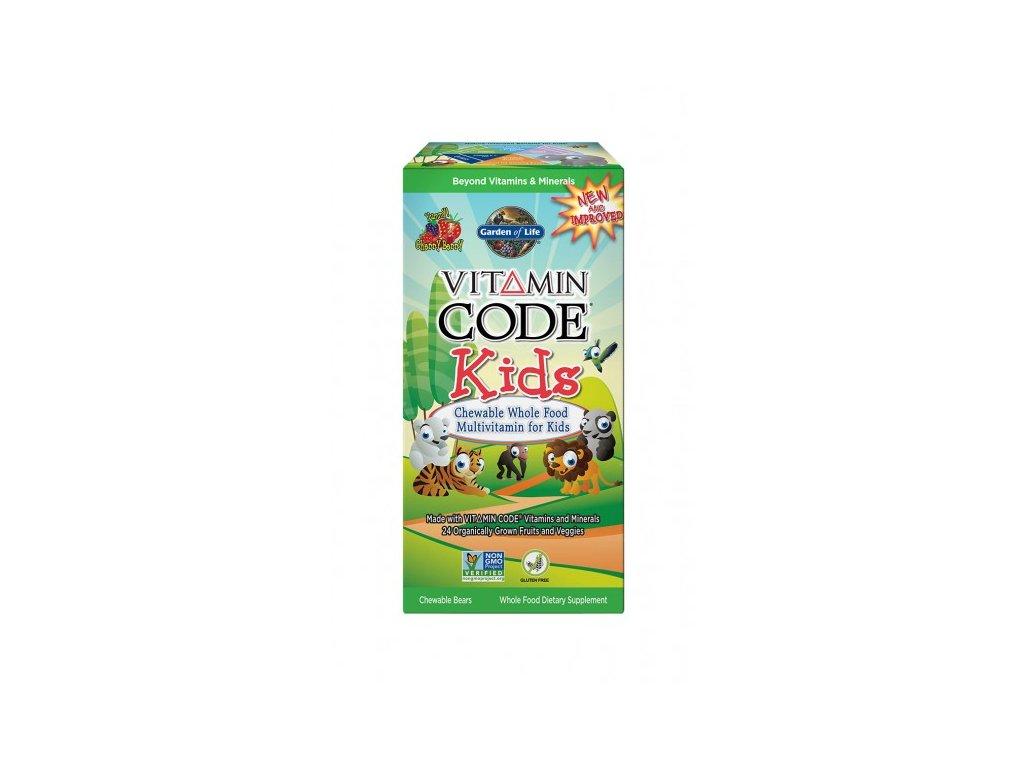 Vitamin Code Kids 500x600