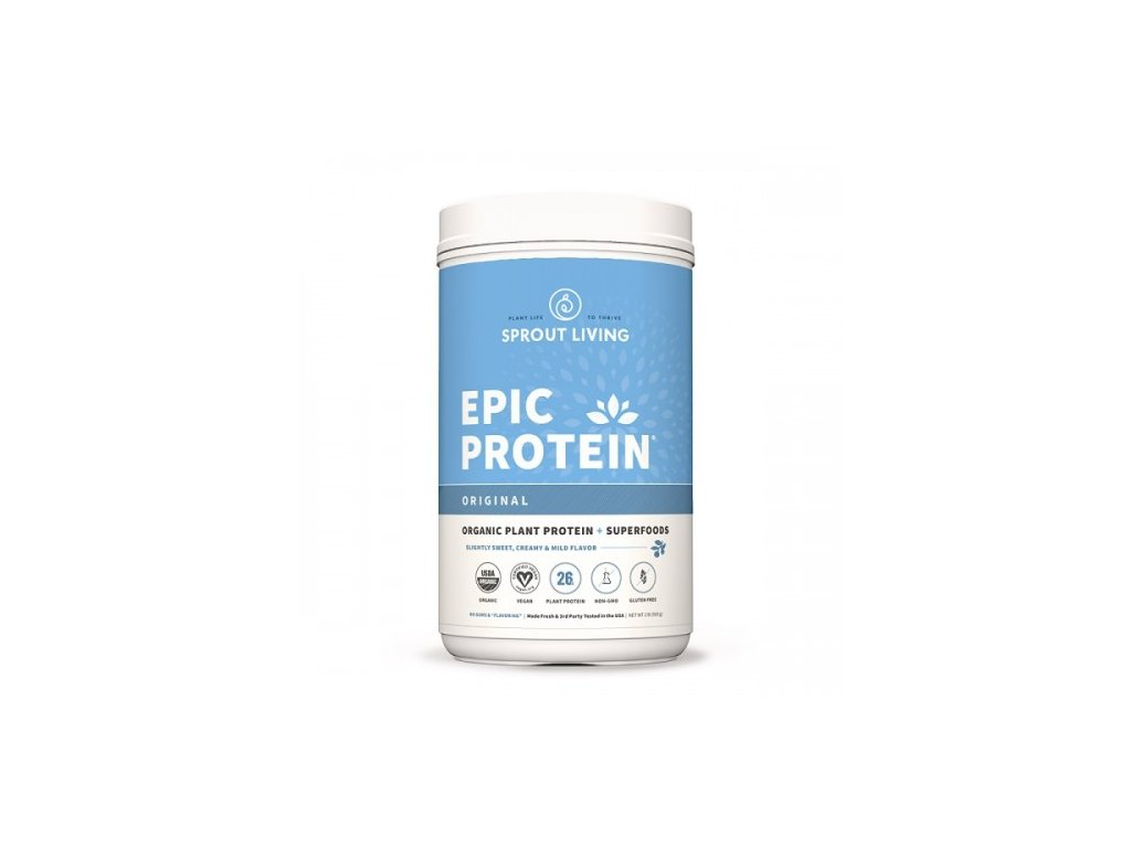 organic plant protein natural 910g 500x600