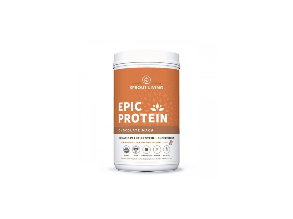 organic plant protein chocolate maca 1000g 500x600