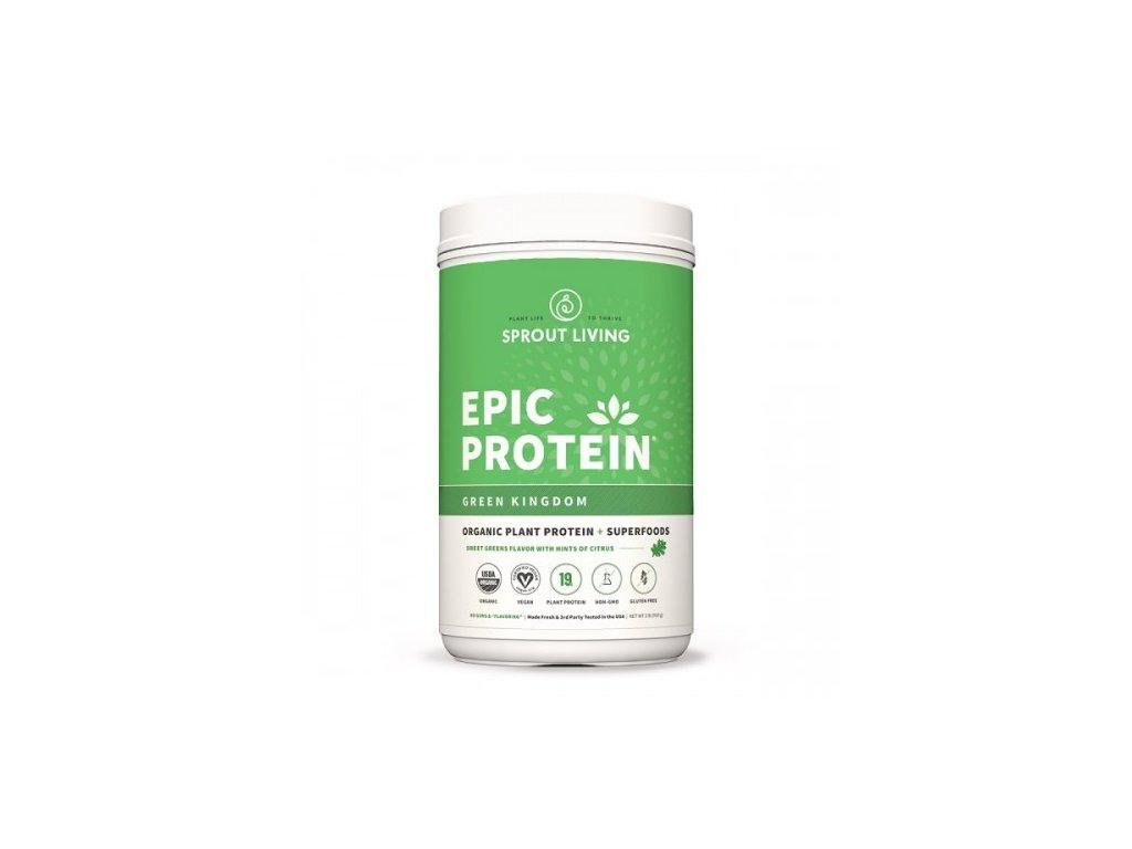 organic plant protein green kingdom 910g 500x600