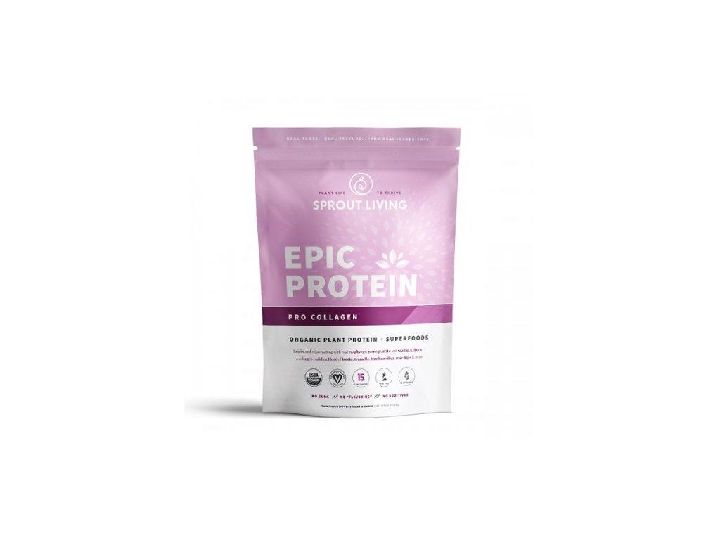 organic plant protein pro collagen 364g 500x600