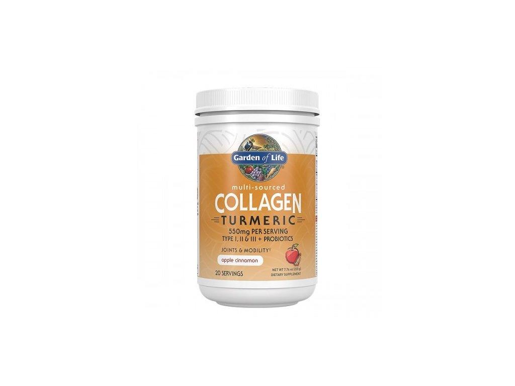 collagen turmenic kurkuma 220g 500x600