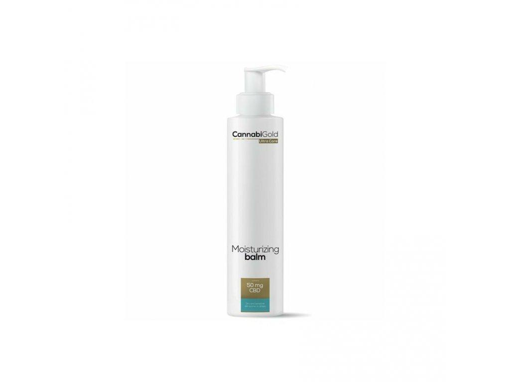Cannabigold CBD cosmetics kosmetika canatura ultracare 200ml dry balm render 2020 2