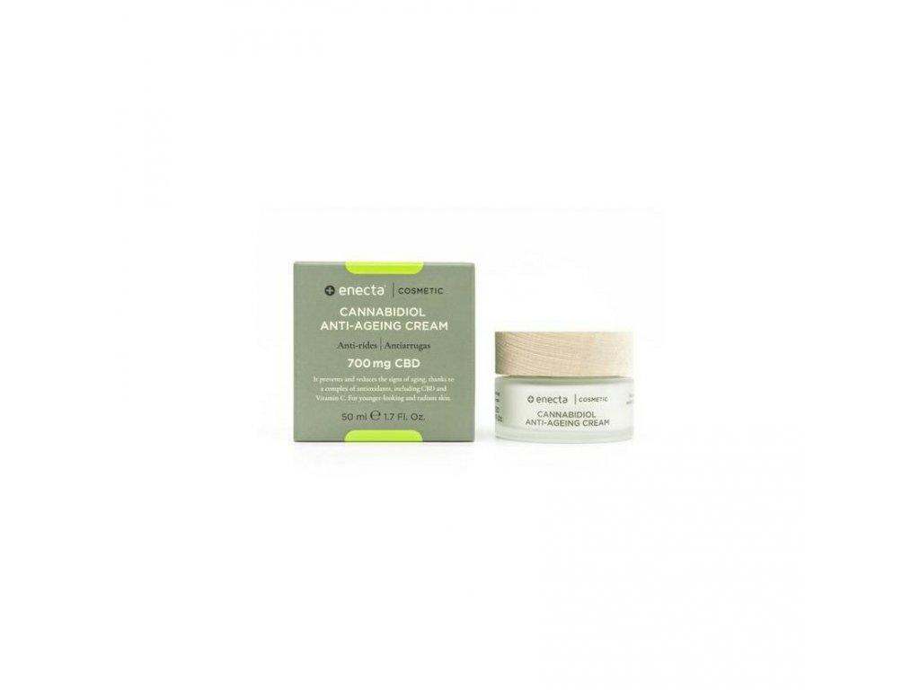 Enecta Anti Aging Cream CBD kosmetika Canatura 1