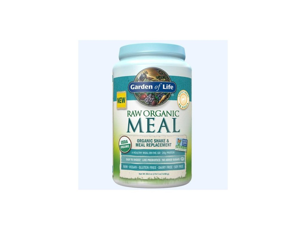 RAW Meal natural 1038g 500x600