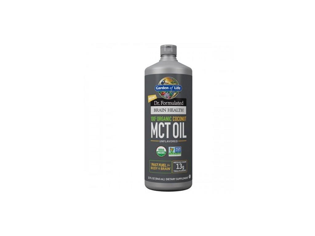 MCT Organicky BIO kokosovy olej 946 ml 500x600