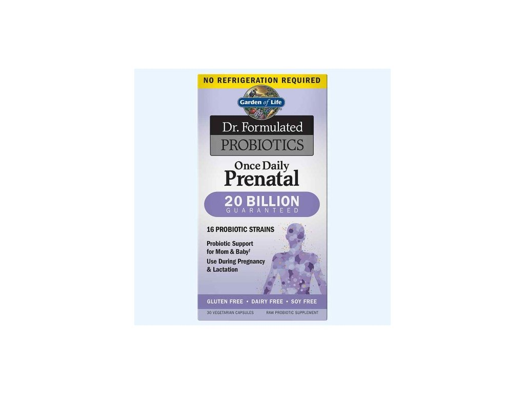 Dr formulated probiotics once daily prenatal 500x600