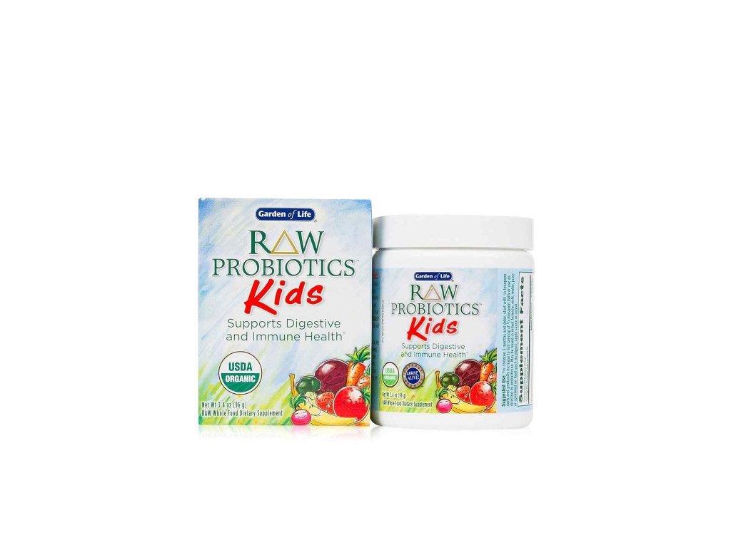 Raw probiotics kids organic 1 500x600