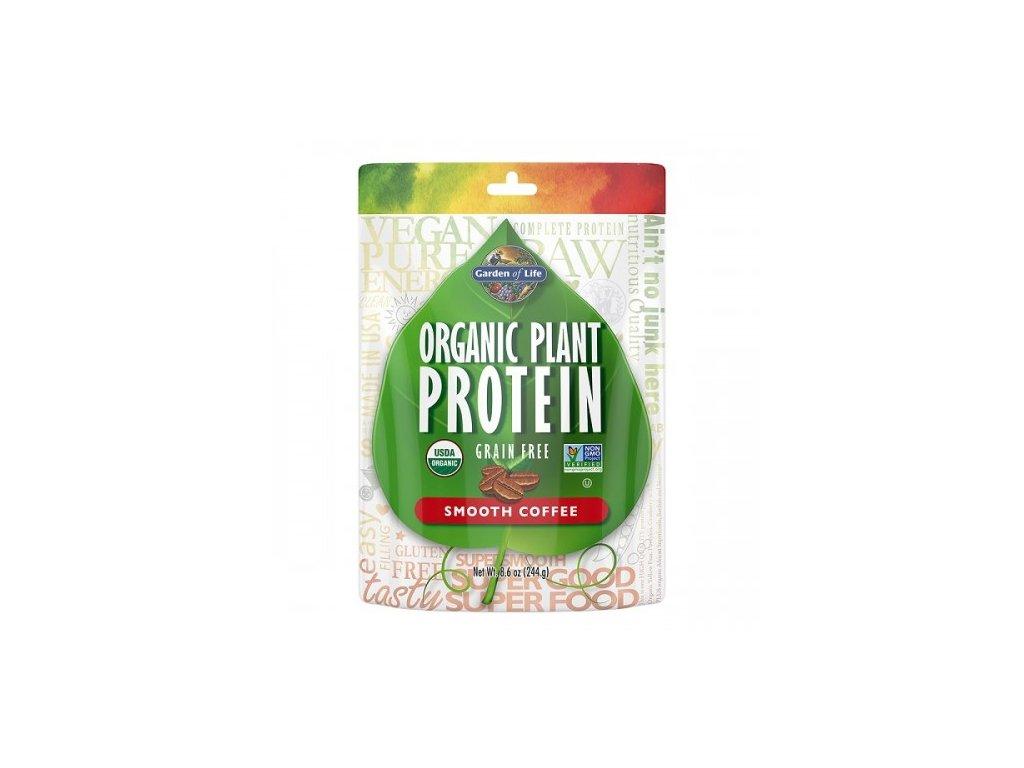 Organic plant protein coffee 500x600