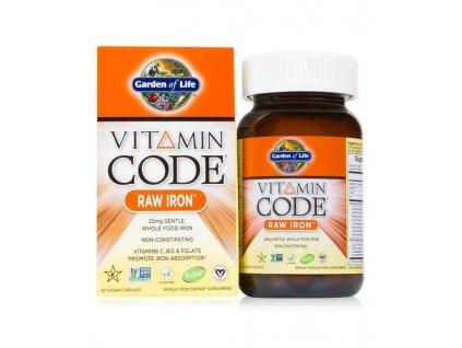 Vitamin code raw zelezo 1 500x600