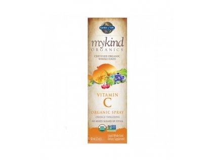 Mykind Organics Vitamin C ve spreji 500x600