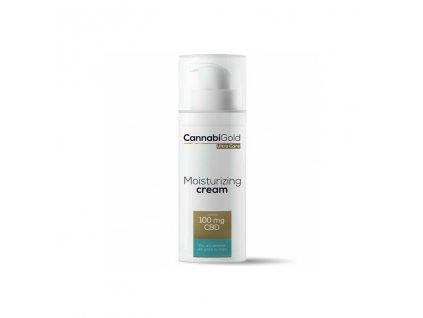 Cannabigold CBD cosmetics kosmetika canatura ultracare 50ml dry cream render 2020 2